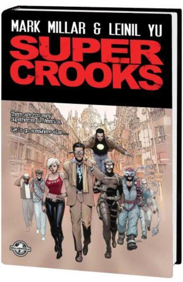 Mark Miler&#39;s &#39;Supercrooks&#39;