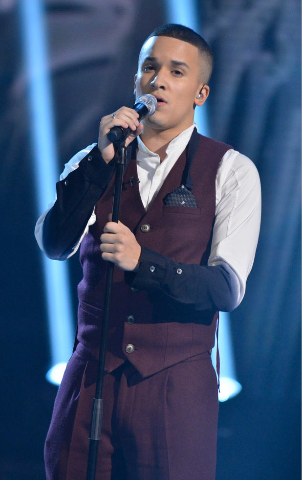 The X Factor week four: Jahmene