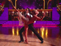 Who danced a samba to 'Copacabana' tonight? Digital Spy recaps the DWTS action.