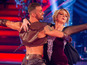 Ex-Strictly's Britton: 'Artem would kick me'