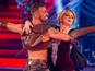 Ex-Strictly's Britton: 'Artem would kick me'