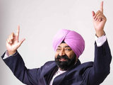 comedian and satirist Jaspal Bhatti