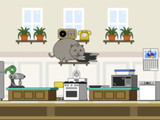 &#39;Clumsy Cat&#39; screenshot