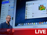 Live: Apple event