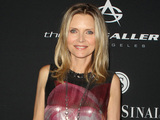 Michelle Pfeiffer hosts the 8th Annual Pink Party to benefit Cedars-Sinai Women's Cancer Program.