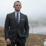 The James Bond movie dislodges Breaking Dawn - Part 2 from the top spot.