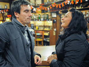 Emmerdale, Moira give Cain advice, Wed 31 Oct 2012