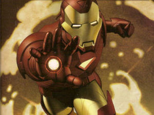 Iron Man: Extremis cover
