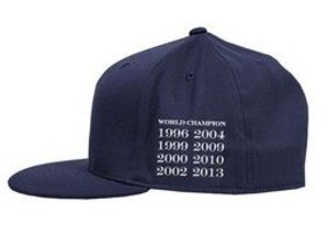 Eminem baseball cap.