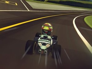 'F1 Race Stars' screenshot