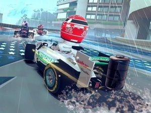 'F1 Race Stars' screenshot