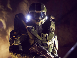 Liechtenstein is transformed into a real-life 'Halo' universe for the launch of 'Halo 4'