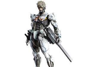 Metal Gear Rising: Revengeance Limited Edition box set