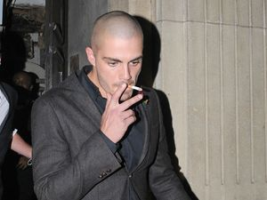 Max George at Mahiki nightclub, London