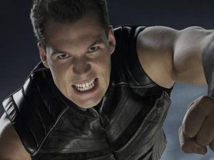 X-Men actor Daniel Cudmore as Colossus