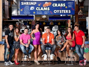 MTV 'Jersey Shore' cast