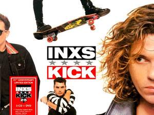 INXS 25th anniversary boxset