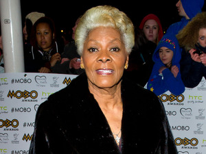 The MOBO Awards 2012: Dionne Warwick