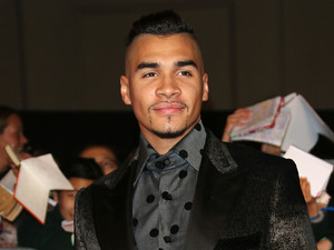 Louis Smith The Daily Mirror Pride of Britain Awards 2012 held at Grosvenor House hotel - Arrivals London, England