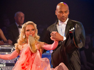 Strictly Come Dancing Week 5: Colin and Kristina