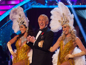 Strictly Come Dancing Week 5: Bruce and the showgirls