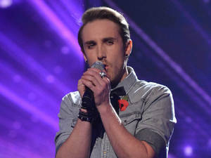 The X Factor Results Show: Kye Sones