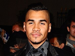 Louis Smith at the 2012 Pride of Britain awards at Grosvenor House, London