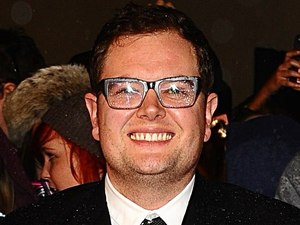 Alan Carr at the 2012 Pride of Britain awards at Grosvenor House, London