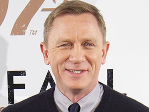 Daniel Craig attends a photocall for the new James Bond movie 'Skyfall' at the Villamagna Hotel in Madrid, Spain