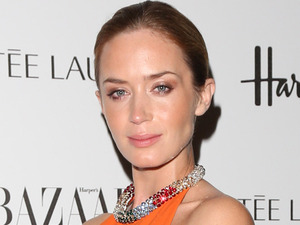 Harper's Bazaar Woman of the Year Awards 2012: Emily Blunt