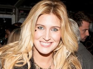 Made In Chelsea's Cheska attended a star studded event at Battersea Power Station last night to mark the launch of EE