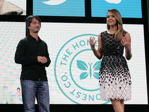Windows Phone 8 Launch: Jessica Alba