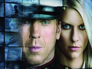 Homeland S1 on Blu-Ray