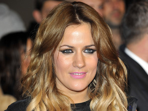 Caroline Flack The Daily Mirror Pride of Britain Awards 2012 held at Grosvenor House hotel - Arrivals London, England - 29.10.12 Mandatory Credit: WENN.com