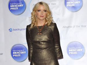 Lauren Laverne Barclaycard Mercury Music Prize held at the Roundhouse - Arrivals London, England - 01.11.12 Mandatory Credit: WENN.com