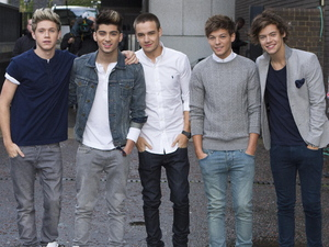 One Direction Celebrities outside the ITV studios London, England- 05.10.12 Credit: (Mandatory): WENN.com