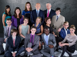 Young Apprentice 2012 line up