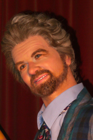 Louis Tussauds House of Wax Museum, Great Yarmouth: Noel Edmonds