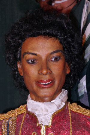 Louis Tussauds House of Wax Museum, Great Yarmouth: Michael Jackson