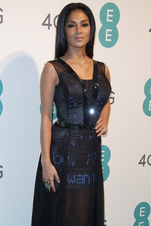 Nicole Scherzinger Everything Everywhere launch party held at Battersea Power Station - Arrivals London, England