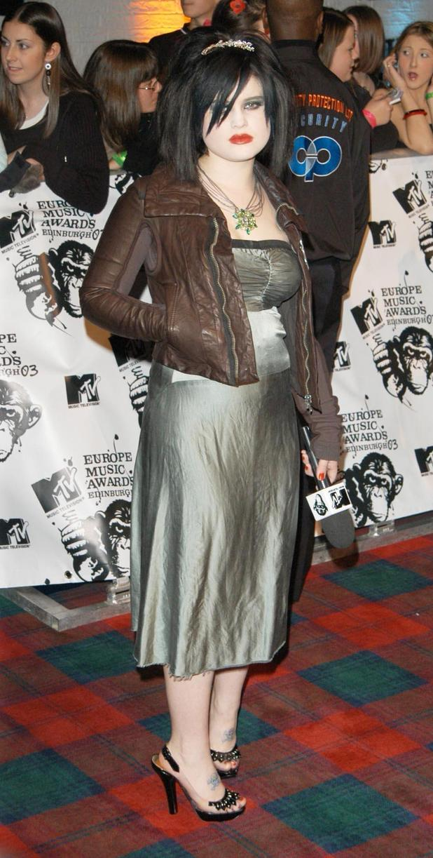 Kelly Osbourne, MTV Europe Music Awards 2003