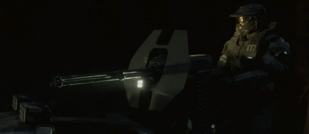 Halo 4 'Forward Unto Dawn' Episode 5 still