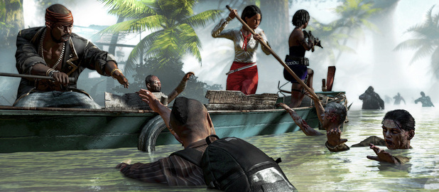 &#39;Dead Island: Riptide&#39; screenshot