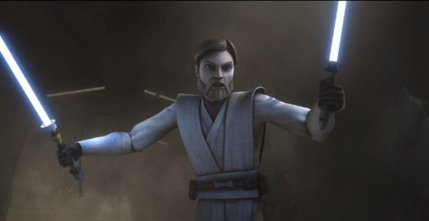 'Star Wars: The Clone Wars' still