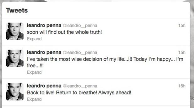 Leandro Penna Twitter