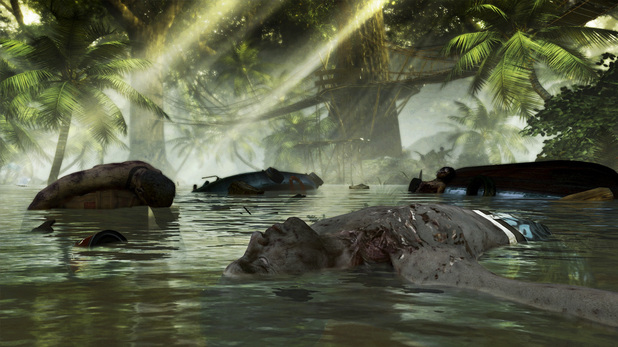 'Dead Island: Riptide' screenshot