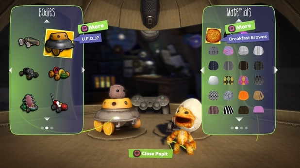 'LittleBigPlanet Karting' unveiled