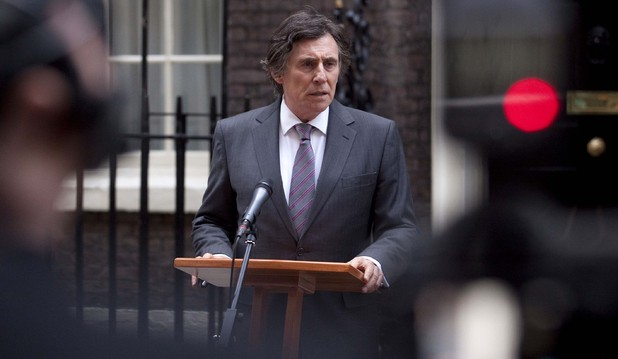 Gabriel Byrne in 'Secret State'