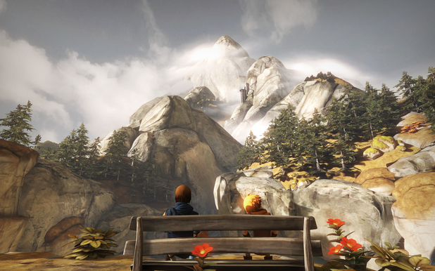 'Brothers: A Tale of Two Sons' - mountain screenshot