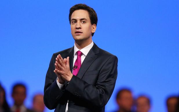 Ed Miliband, October 2012